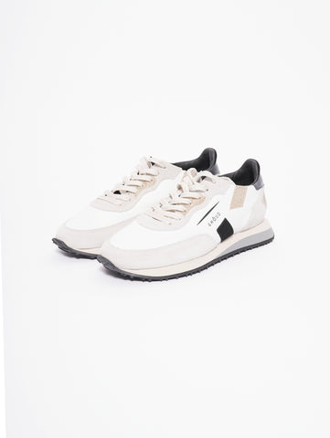 GHOUD Sneaker Rush Bianco / Oro Trymeshop.it