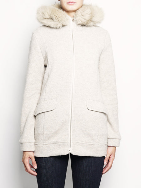 W'S WOOL COTTON JKT Cemmello WOOLRICH TRYMEShop
