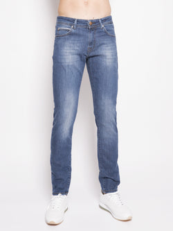 BRIGLIA 1949-Jeans in Cotone Denim-TRYME Shop