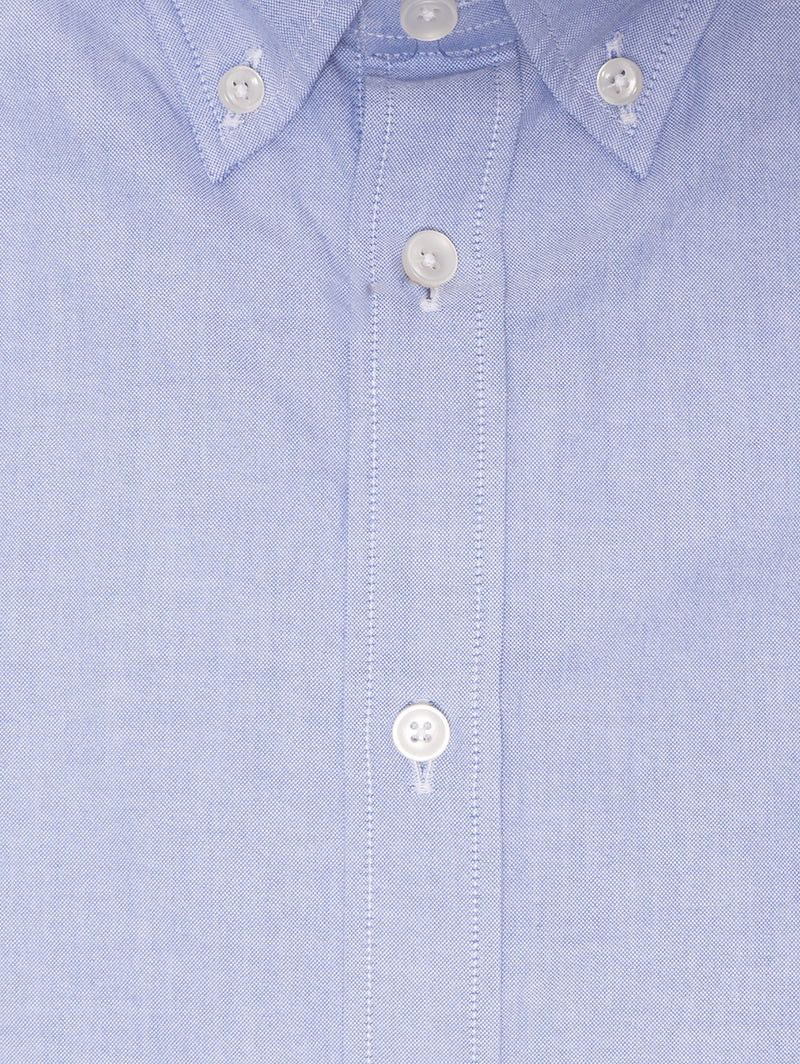 Camicia Button Down Blu
