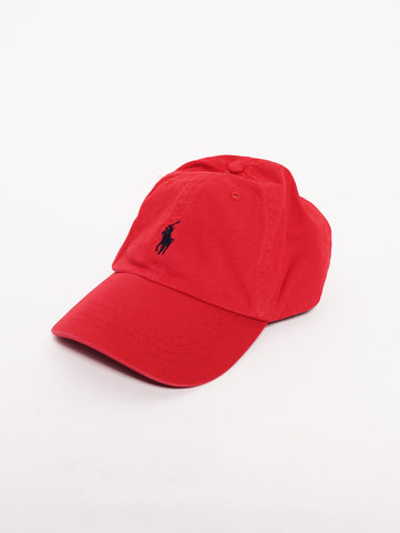 RALPH LAUREN Berretto con visiera Rosso Trymeshop.it