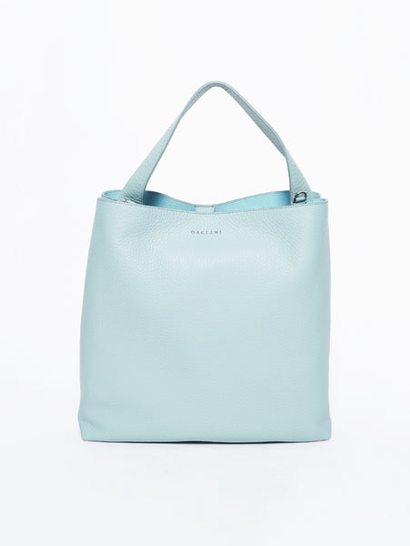Borsa con borsello B02027 SOFT Acqua