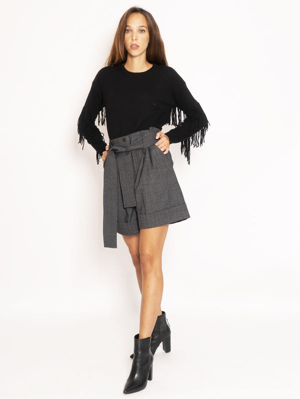 Shorts with Fusciacca - Grey