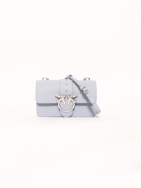 PINKO-Borsa Love Mini Bag Simply Blu-TRYME Shop