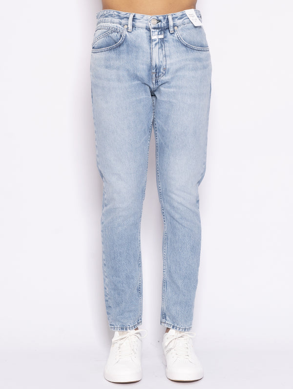 CLOSED-Jeans Regular Fit Light Blue-TRYME Shop
