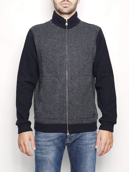LIGHT WOOL COTTON TRACK Blu WOOLRICH TRYMEShop