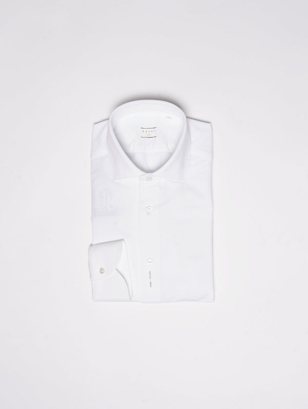 XACUS-Camicia Active Shirt Bianco-TRYME Shop