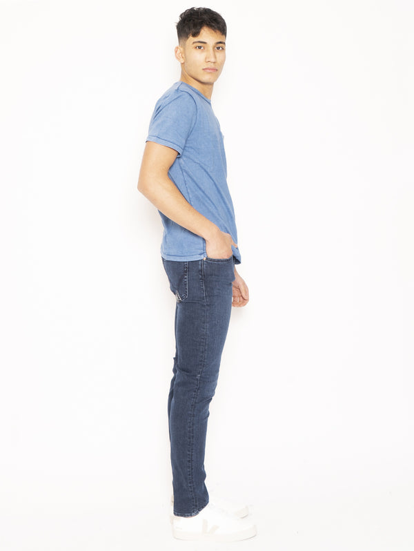 Jeans Stretch Vici Blu