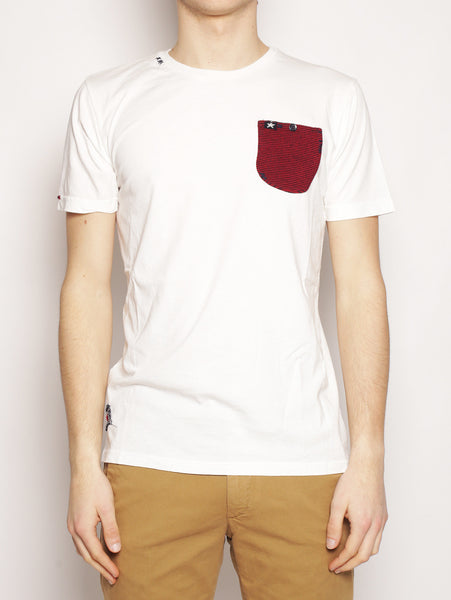 in the box T-Shirt Classic Pocket Off White T-shirt - TRYMEShop