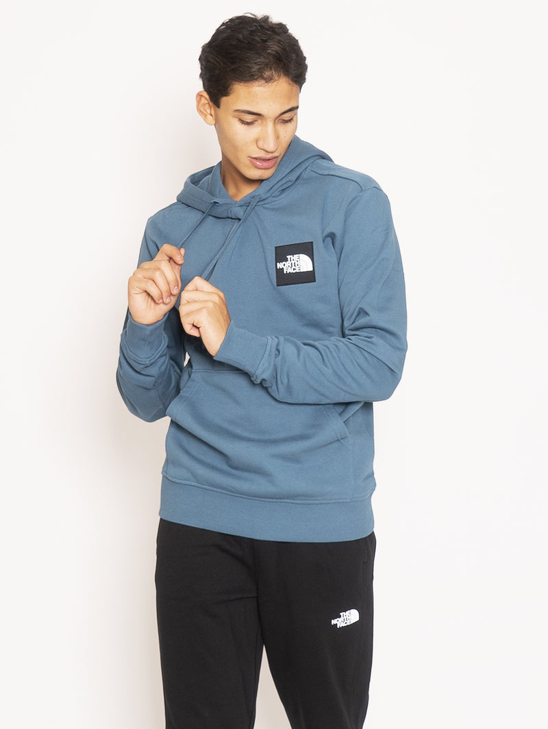 THE NORTH FACE-Felpa con cappuccio in pile BlackBox - Turchese-TRYME Shop