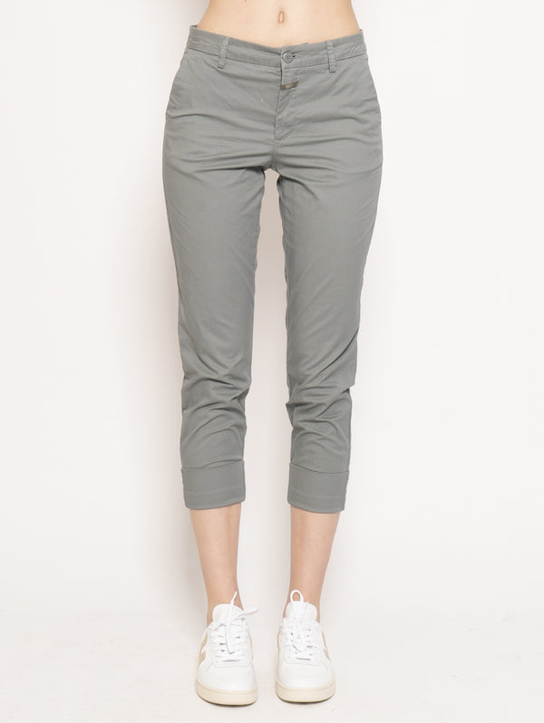 CLOSED-Chino Stewart Grigio-TRYME Shop