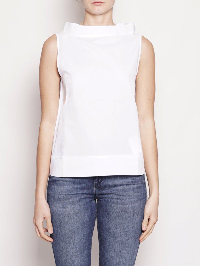Alpha Studio-Blusa giromanica Bianco-TRYME Shop