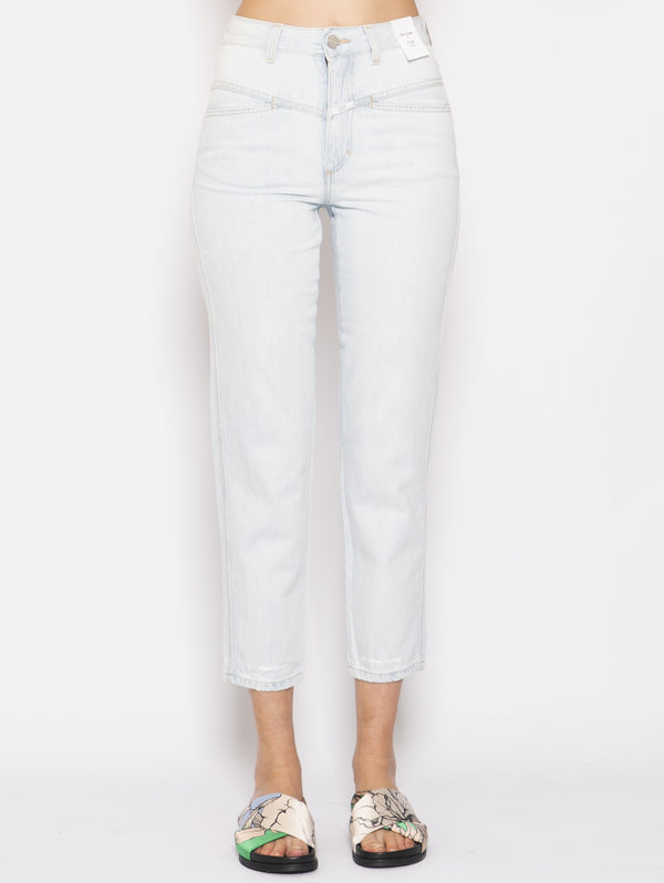 CLOSED-Jeans in Eco Denim Light Blue-TRYME Shop