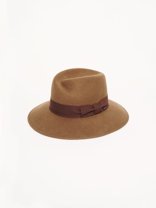 W'S Wide Brim Hat TABACCO-Cappelli-WOOLRICH-TRYME Shop
