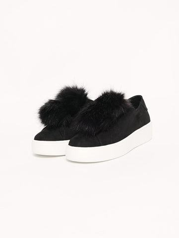 BRYANNE SLIP ON  Nero STEVE MADDEN TRYMEShop