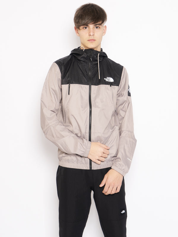 THE NORTH FACE-Giacca a Vento 1990 Mineral Grey-TRYME Shop