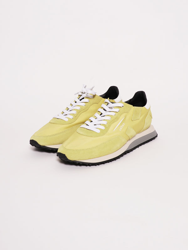 Sneakers Men RUSH Lemon-Scarpe-GHOUD-TRYME Shop