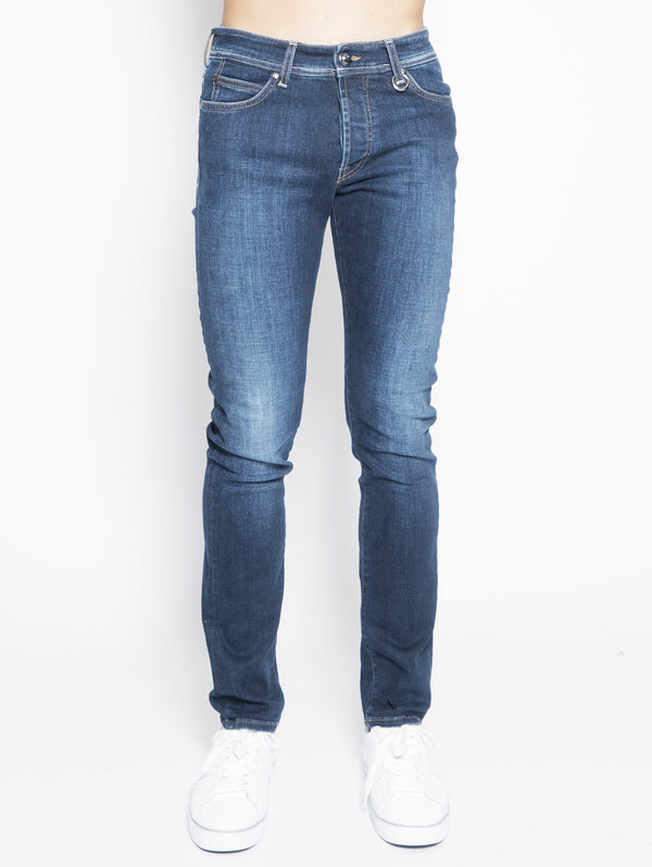 ROY ROGERS-Jeans W RR'S Stretch Isaac Blu-TRYME Shop