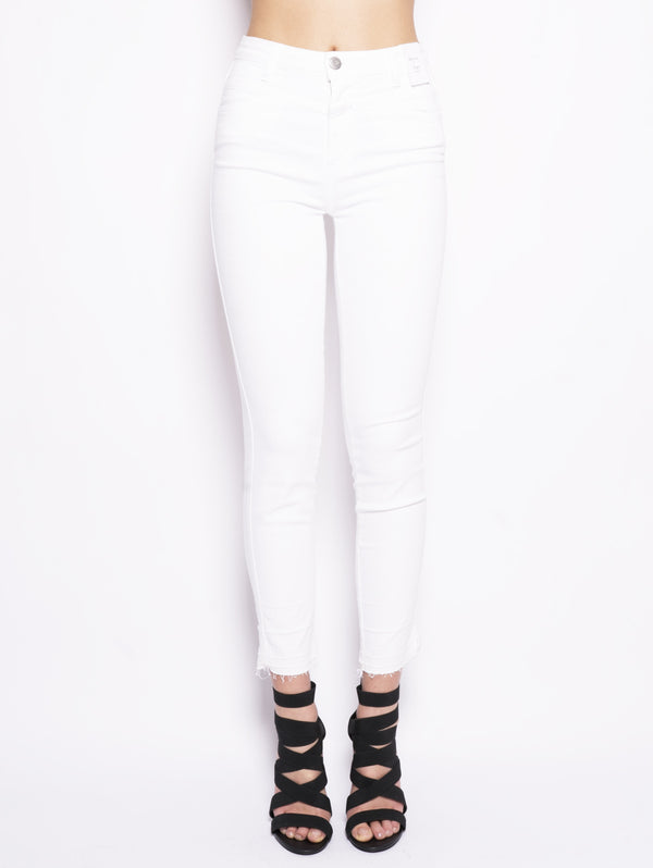 Skinny Pusher Bianco-Pantaloni-CLOSED-TRYME Shop