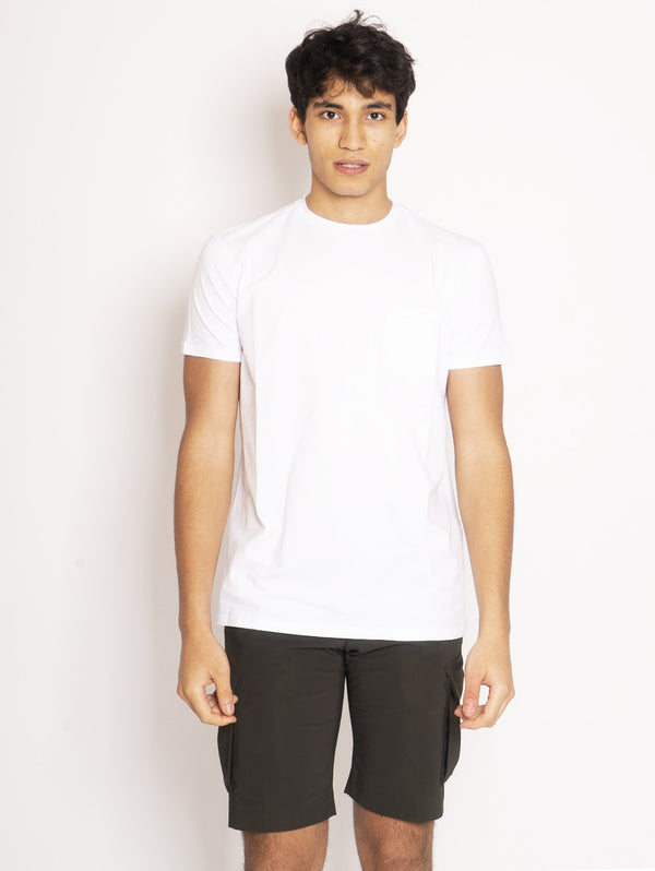 RRD-T-shirt Shirty Revo Bianco-TRYME Shop