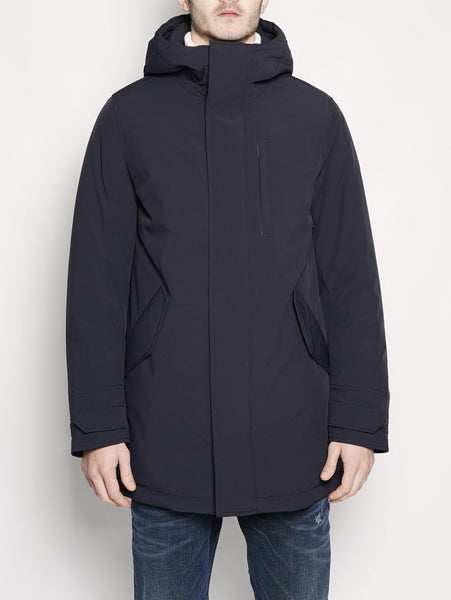 STRETCH MILITARY PA Blu WOOLRICH TRYMEShop