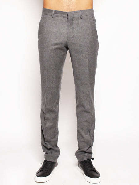 Manuel Ritz Pantaloni in lana 2132P1628 160502 GRIGIO Trymeshop.it