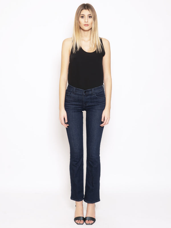J BRAND-Denim a Zampa Sallie Blu-TRYME Shop
