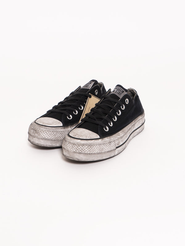 Chuck Taylor All Star OX LIFT - Nero