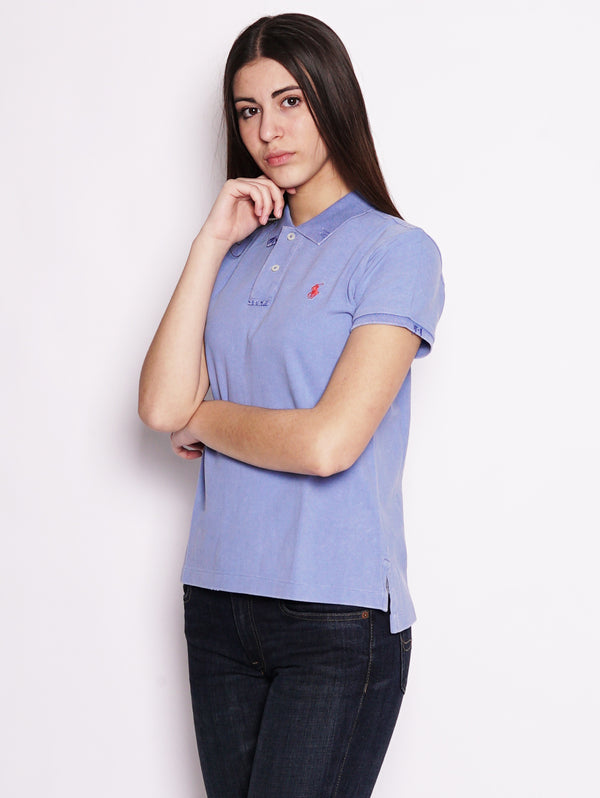 RALPH LAUREN-Polo Classic Fit Polvere-TRYME Shop