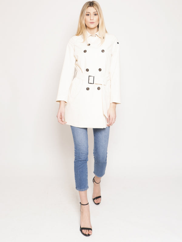 RRD-Trench City Lady Beige-TRYME Shop