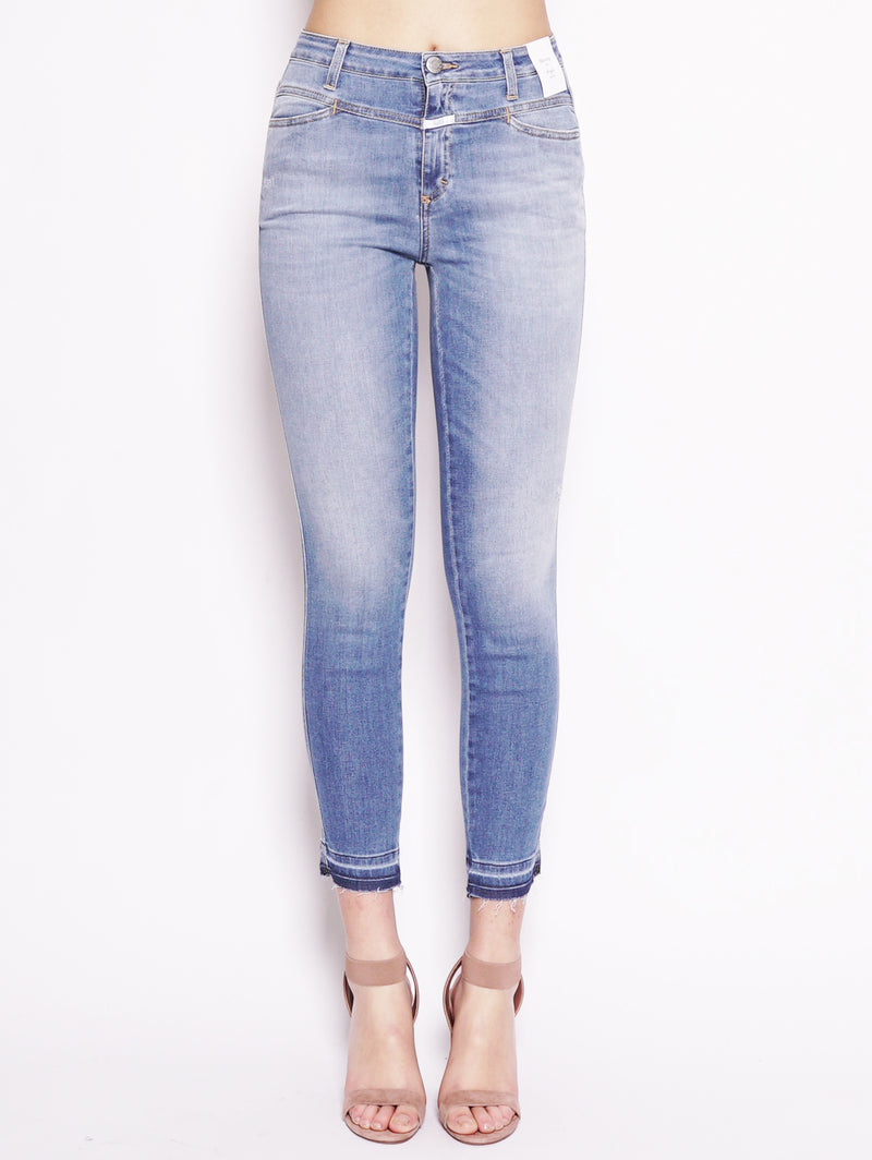 CLOSED-Jeans Skinny Pusher High Waist-TRYME Shop