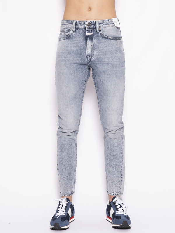 Relaxed Cooper Tapered  Denim
