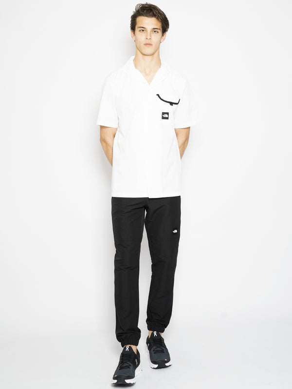 THE NORTH FACE-Polo con Tasca Bianco-TRYME Shop