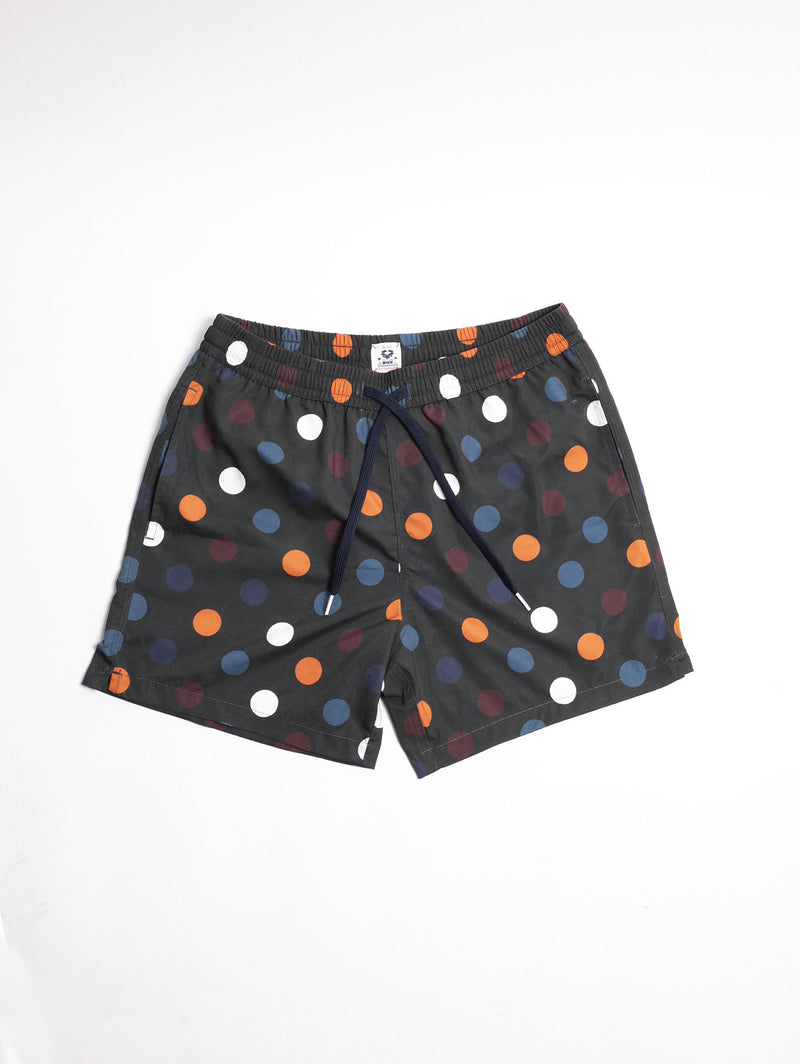 in the box-Boxer Pois Multicolor Green Forest-TRYME Shop