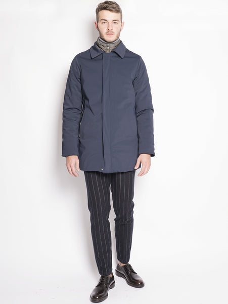 Cappotto techno stretch - Leader Blu