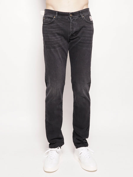 529 Superior Denim Maine Nero