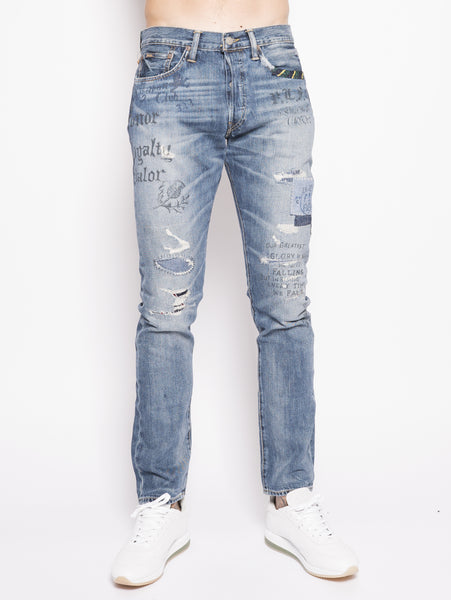 Jeans Sullivan Slim stretch Denim