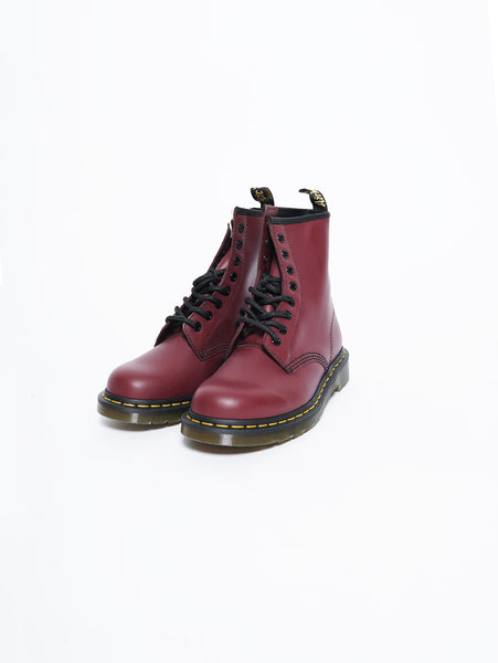 Dr. Martens 1460 SMOOTH Cherry Red Trymeshop.it