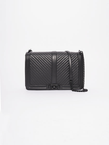 Jumbo Love Crossbody Nero