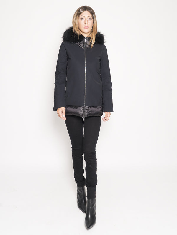 RRD-Giaccone Winter Hibrid Zar Nero-TRYME Shop