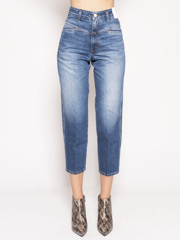 CLOSED-Jeans Worker 85 Blu-TRYME Shop