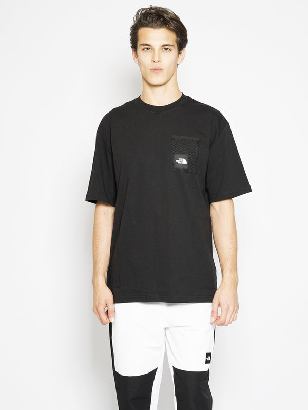 THE NORTH FACE-T-shirt con Logo Nero-TRYME Shop