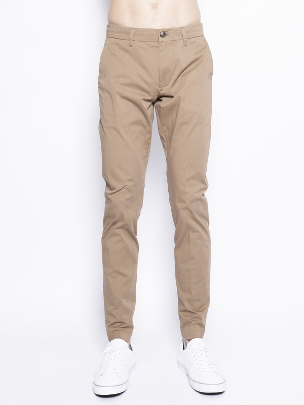Clifton Skinny Kaki-Pantaloni-CLOSED-TRYME Shop