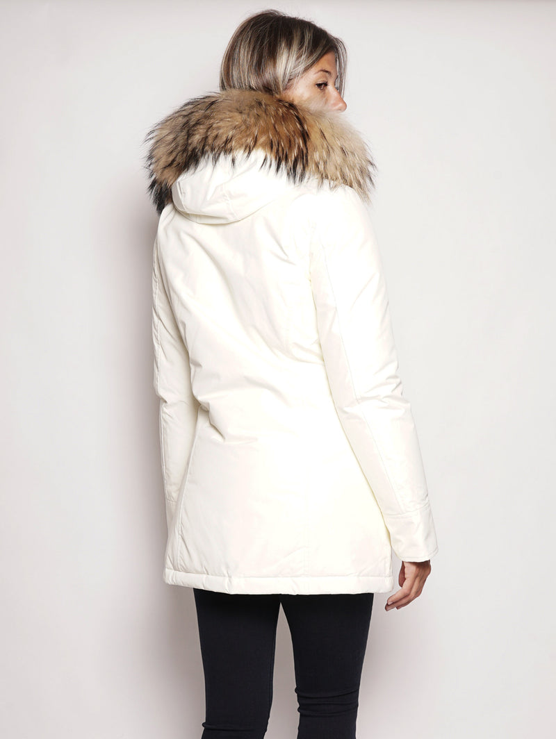 WOOLRICH-Parka Arctic in Ramar Panna-TRYME Shop