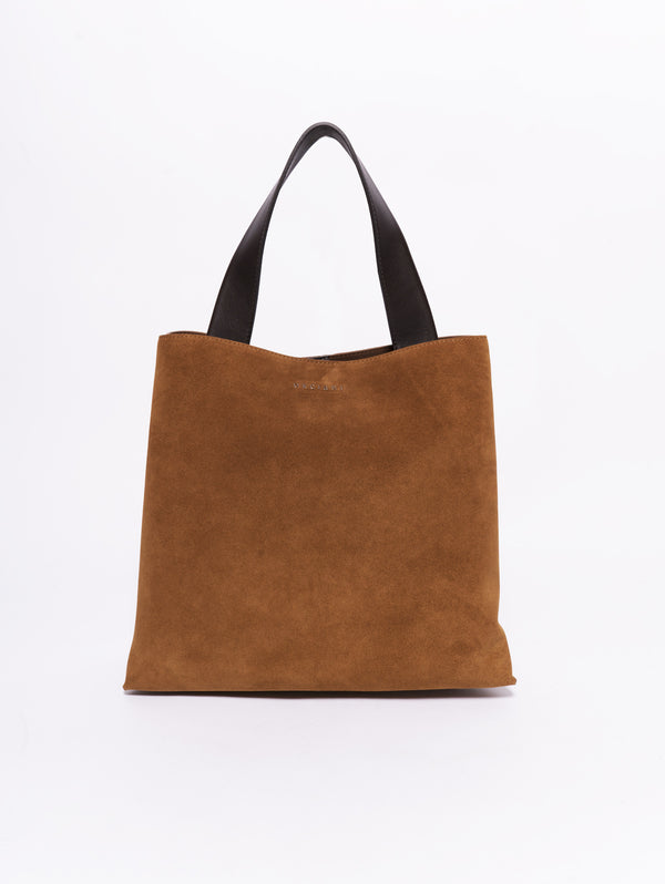 Shopper - B02031 suede Canyon/Marrone-Borse-ORCIANI-TRYME Shop