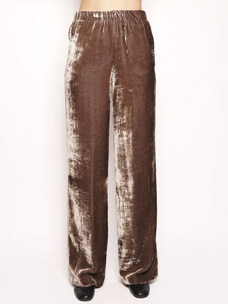 KILTIE Pantaloni in velluto Bronzo Trymeshop.it