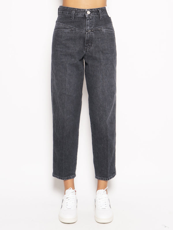 CLOSED-Jeans Worker '85 Grigio-TRYME Shop