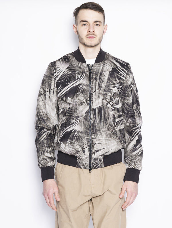 Eagle Printed Bombe - Bomber stampato Verde-Jacket-WOOLRICH-TRYME Shop