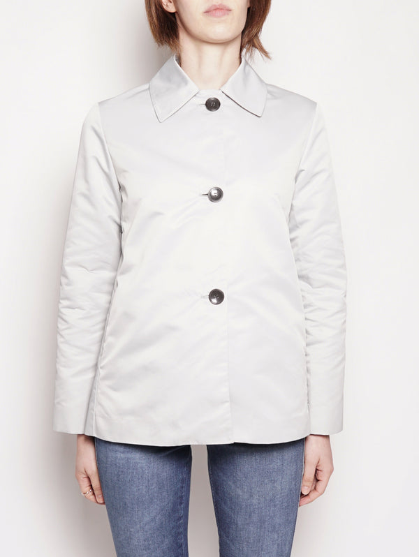 Giacca in duchesse - JAW667 Silver-Jacket-Add-TRYME Shop