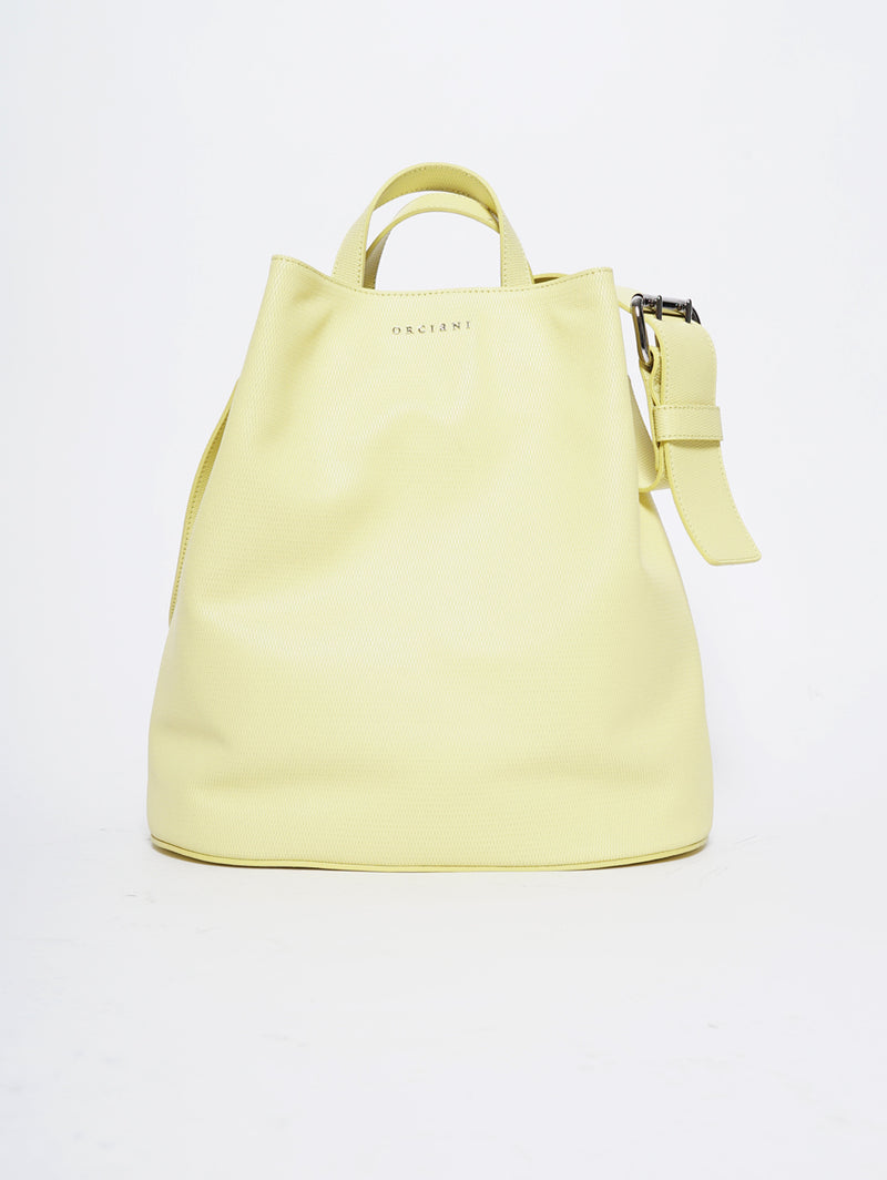 ORCIANI-Borsa Mustang Limone-TRYME Shop